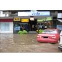 SVU-rapport 2014-19: Identifiering av extrema händelser och dess översvämningskonsekvenser i tätort (rörnät och klimat)