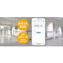Ny app för INSTA 800 & Dansk hygienstandard