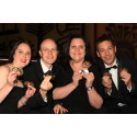 KWV Sydafrikas bästa vinproducent för tredje året i rad!