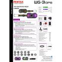 Pentax WG-3 specsheet