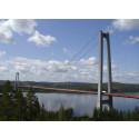 Veteranbilsrally över Högakustenbron inleder Nostalgidagarna