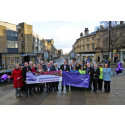 Flying the Purple Flag for Bury