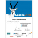CatalystOne Solutions AS - Gaselle 2014