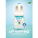 Arla® Big Milk: launch of UK's first fresh milk enriched with essential nutrients