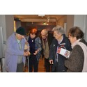Audio descriptive tour for the visually impaired in Scotland