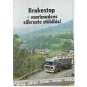 Den svarta lådan hindrar lastbilssläp från att stjälas effektivt då alla brommsar är på