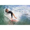Vågad surf