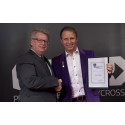 Petter Solberg hedret  av Bilsportforbundet