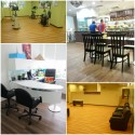 Evorich Flooring's High End Resilient Flooring (HERF) for Offices and Commercial Establishments