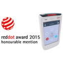 Ascom Myco - Reddot Award 2015 honourable mention