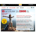 ERV and National Geographic Traveler (Polish edition) – Trouble-Free Travels: 15 journeys for 1500 PLN