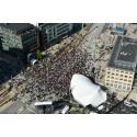 10 000 vid storslagen invigning av kvarteret Malmö Live