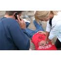 SMSlivräddare kommer närvara på 112 dagen 11/2 Sergels torg