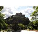Scottish Castle Graduation Ceremony for E-Learning Students