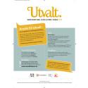 Affisch Utvalt i Skåne, inbjudan till Jurybedömd utställning