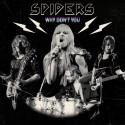 Spiders släpper EP och åker på turné