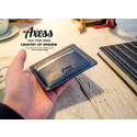 Axess Front Wallets announces the launch of its new brand of RFID-blocking front pocket wallets