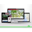 Auson får en mer tillgänglig webb