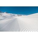 Snörikt i Alperna – här är det mest snö just nu