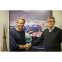 STCC och MK Team Westom i Arvika skriver treårsavtal för RallyX