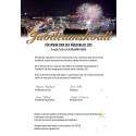 Program jubileumskväll 20150521