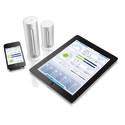 NetAtmo klimatstation - mobil & tablet