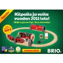 Joululahvavinkkejä kaikenikäisille! | Jopa -69% Autot 2- tuotteista | Jopa -33% Meccano Multimodels-tuotteista | Kilpaile ja voita Vuoden 2011 lelu!