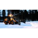 Sverigepremiär för ny snögplog från finska Lametal på MaskinExpo
