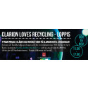 Clarion Loves recycling – Loppis