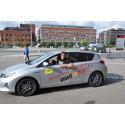 Nye bilpoolplasser på Ullevål Stadion