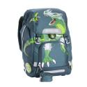 Beckmann. Skoletaske. Green Rex. 599 kr. I butikkerne februar 2016