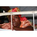 Folkefinansierte hus til voldtatt og utstøtt kvinne i DR Kongo på direkten