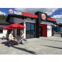 Burger King® har nu öppnat på Rasta Håby!