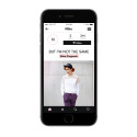 Poplin App Modebloggare