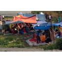 Jordbävningen i Nepal - kamp mot klockan för att hjälpa utsatta familjer när monsunregnen är på väg