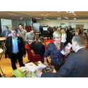 Hungriga entreprenörer hyllades på 100 grader Karlstad