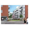 Pressinbjudan: Stena Fastigheter byggstartar 441 hyresrätter i Uppsala