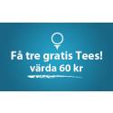 Sistaminutengolfa.nu erbjuder 60kr till alla som Gillar oss på Facebook för den 29/5 2012