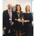 Swedfund prisas för bästa IR-arbete