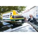 Taxi Göteborg är exklusiv leverantör under Louis Vuitton America's Cup World Series i Göteborg
