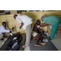 Skadade når inte sjukhus i Centralafrikanska republiken