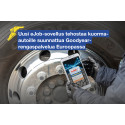 Uusi digitaalinen innovaatio mahdollistaa entistä nopeamman ja tarkemman rengashuollon