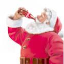 2015-versjonen av Coca-Cola sin julenisse