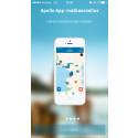 Uutta! Apollo App vastaa kasvavaan älypuhelimen lomakäyttöön
