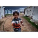 1,6 miljoner kronor till människor på flykt från Syrien