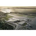 GK skal levere godt inneklima til ny terminal på Flesland