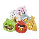 Angry Birds Gosedjursplåster / Cuddly Bandages / Cuddly plasters 2.0 2016 The movie version