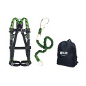MILLER Backpack kit H-Design Manyard 2 points harness