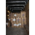 Op Incuse Boxes of Turner tobacco seized by HMRC in van