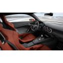 Audi TT clubsport turbo interior